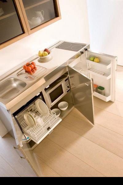 Best 20 Mini Kitchen ideas on Pinterest Compact kitchen