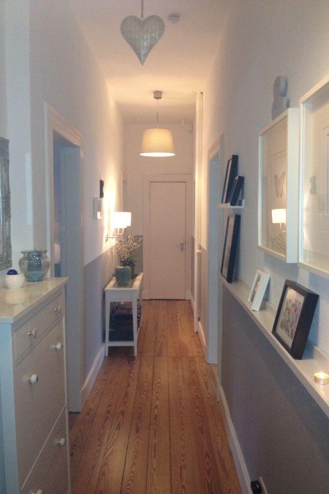 deko ideen langer schmaler flur. Black Bedroom Furniture Sets. Home Design Ideas