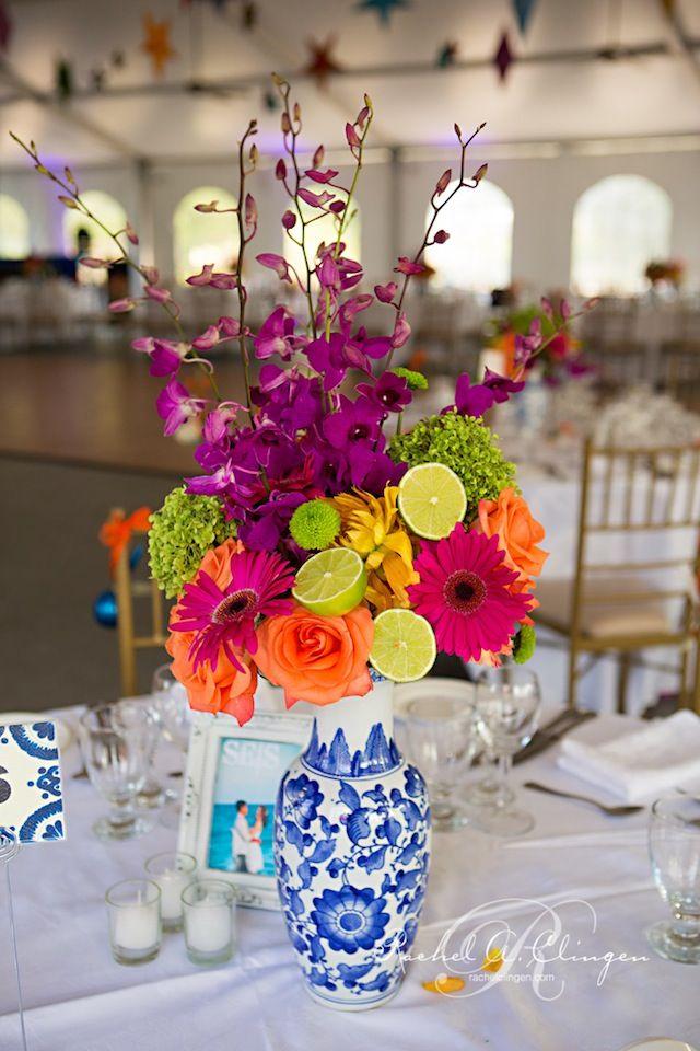 Mexican Inspired Wedding At Royal Ambassador Fabulous