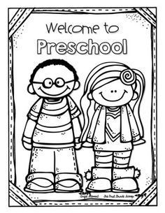 25+ best ideas about Welcome to preschool on Pinterest