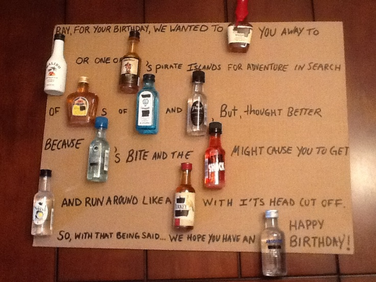 For Your Birthday We Wanted To WHISK You Away To MALIBU
