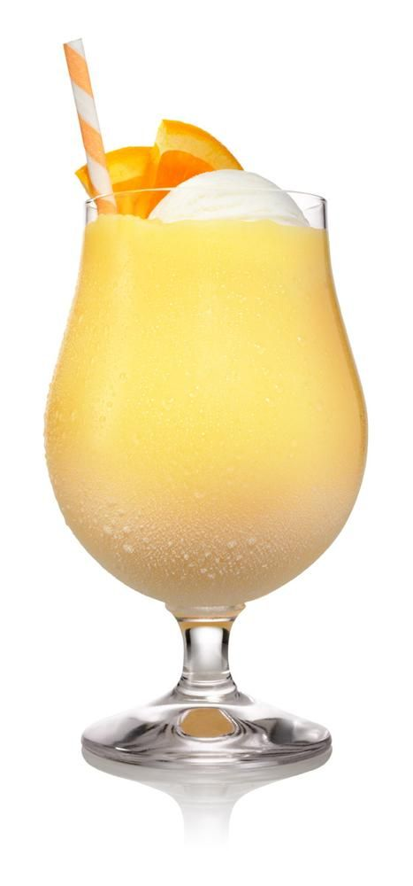 SVEDKA Vodka Cocktail Drink recipes ORANGE CREAM POP