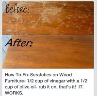 17 Best ideas about Repair Wood Furniture on Pinterest ...