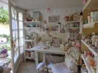 175 best images about Shabby Chic Craft Room on Pinterest ...