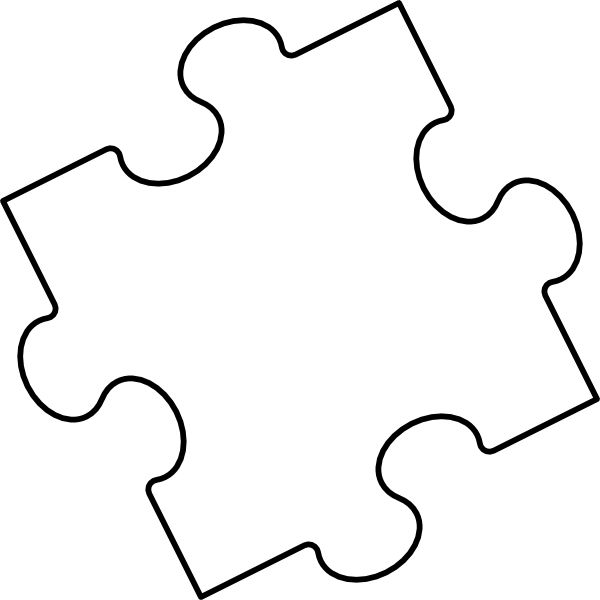 25+ best ideas about Puzzle piece template on Pinterest