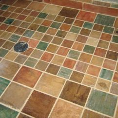 Mexican Backsplash Tiles Kitchen Trolley Cart Claycraft / Mercer Reproduction Tile | Craftsman Style ...