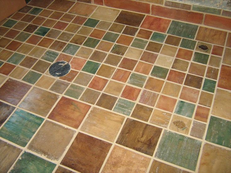 mexican backsplash tiles kitchen restaurant door claycraft / mercer reproduction tile | craftsman style ...