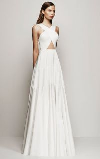 25+ Best Ideas about White Gowns on Pinterest | Sleeved ...