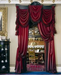 1000+ images about Victorian Curtains on Pinterest | Louis ...
