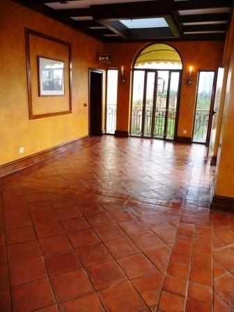 Best 20 Terracotta Tile ideas on Pinterest  Spanish tile floors Mexican tile floors and