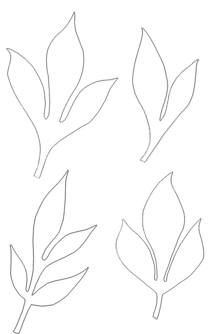Best 25+ Leaf template ideas on Pinterest