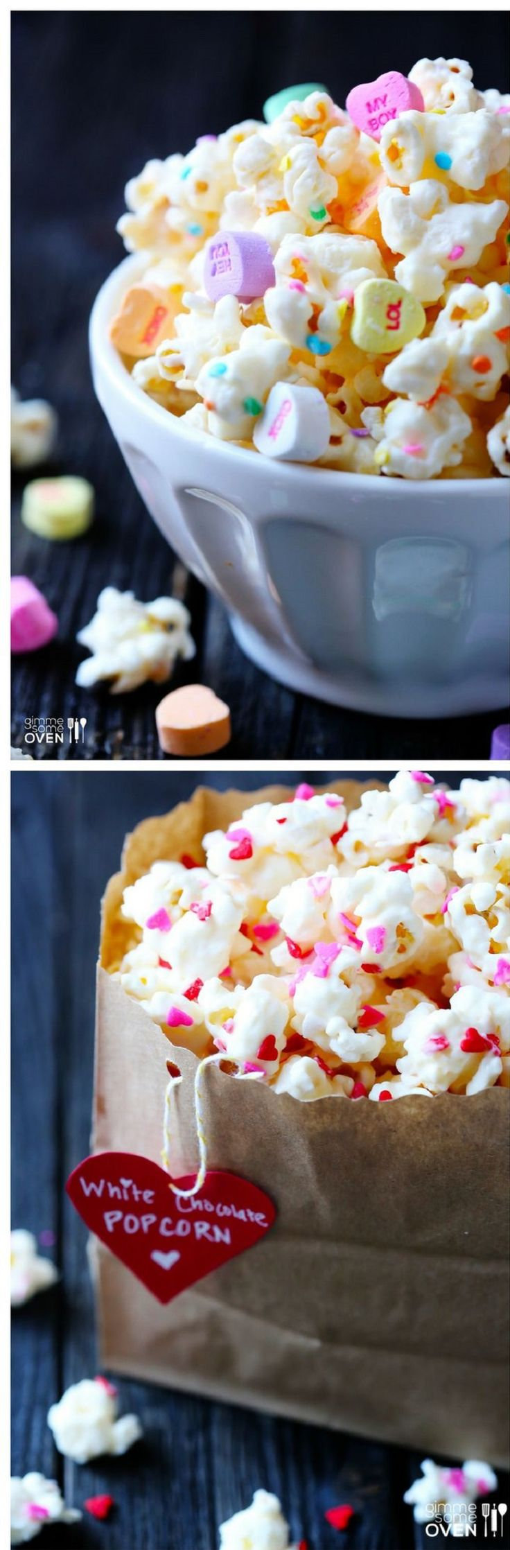 Valentine's Popcorn – 14 Valentine's Day Treats to Make for Your Loved Ones