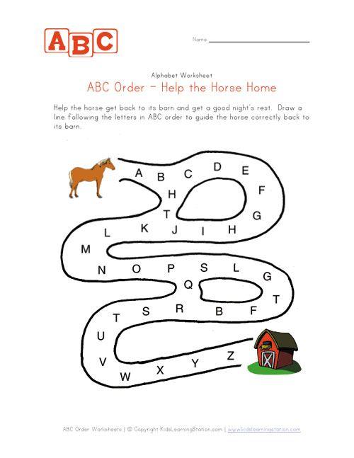 76 best Preschool worksheets images on Pinterest
