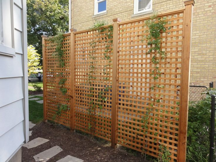 The 25 Best Lattice Ideas On Pinterest Hide Air Conditioner