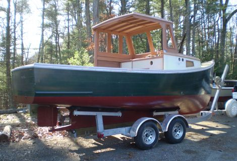 Wooden Lobster Boat Repco 22 Lobster Boats Pinterest Boats And Lobsters