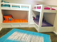 25+ best ideas about Double bunk on Pinterest | Beds for ...