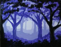 17 Best images about monochromatic painting on Pinterest ...