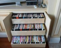 Best 25+ Dvd storage solutions ideas on Pinterest | Dvd ...