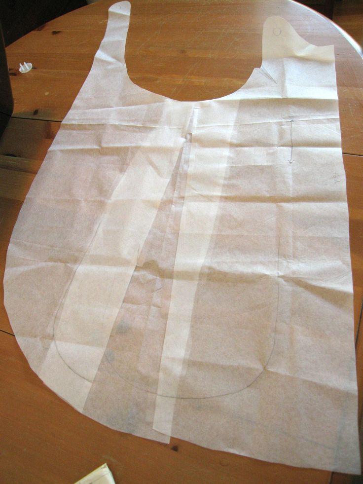 Cross Back Apron Pattern It S Handmade By Arianne The