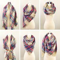 25+ best ideas about Blanket Scarf on Pinterest   Blanket ...
