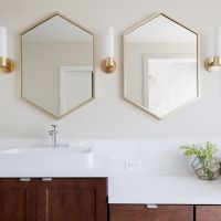 25+ best ideas about Powder Room Mirrors on Pinterest