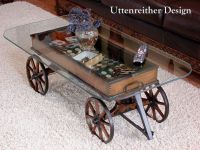 1000+ images about wagon coffee table on Pinterest
