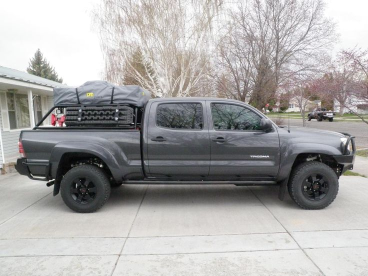 Tacoma Bed Rack System