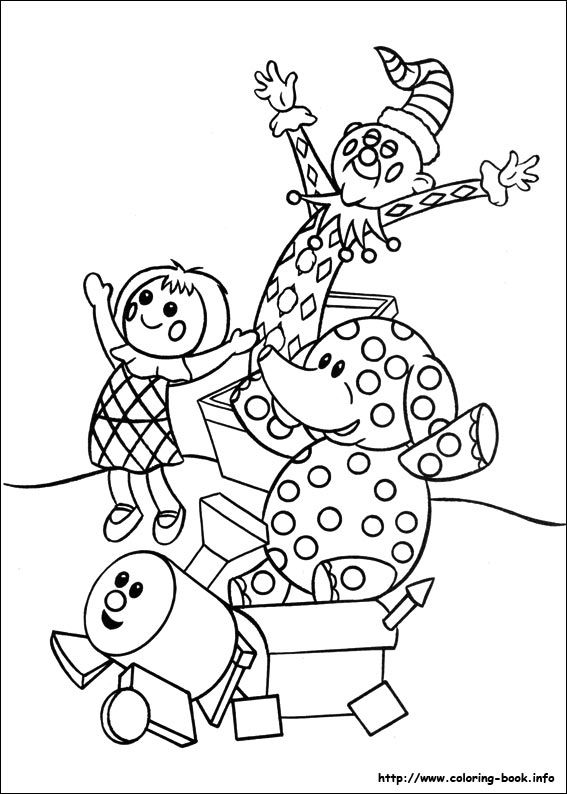 Rudolph Misfit Toys Coloring Pages Sketch Coloring Page