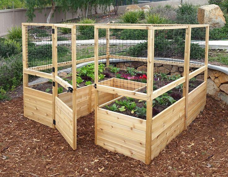 25 Best Ideas About Box Garden On Pinterest Vegetable Boxes