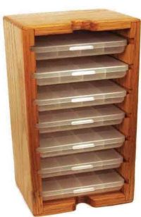 Fly Tying Storage Cabinet  Cabinets Matttroy