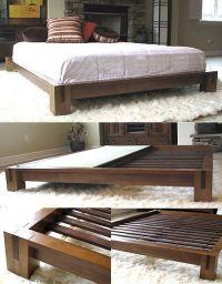25+ Best Ideas about Japanese Platform Bed on Pinterest ...