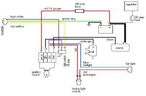 wiring motorcycle headlight  Google Search | Wiring