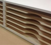 ikea expedit paper holder - Google Search | PAPER STORAGE ...