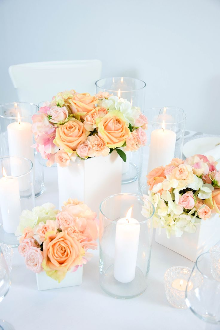 17 Best ideas about Apricot Wedding on Pinterest  Peach boutonniere Peach colors and Coral
