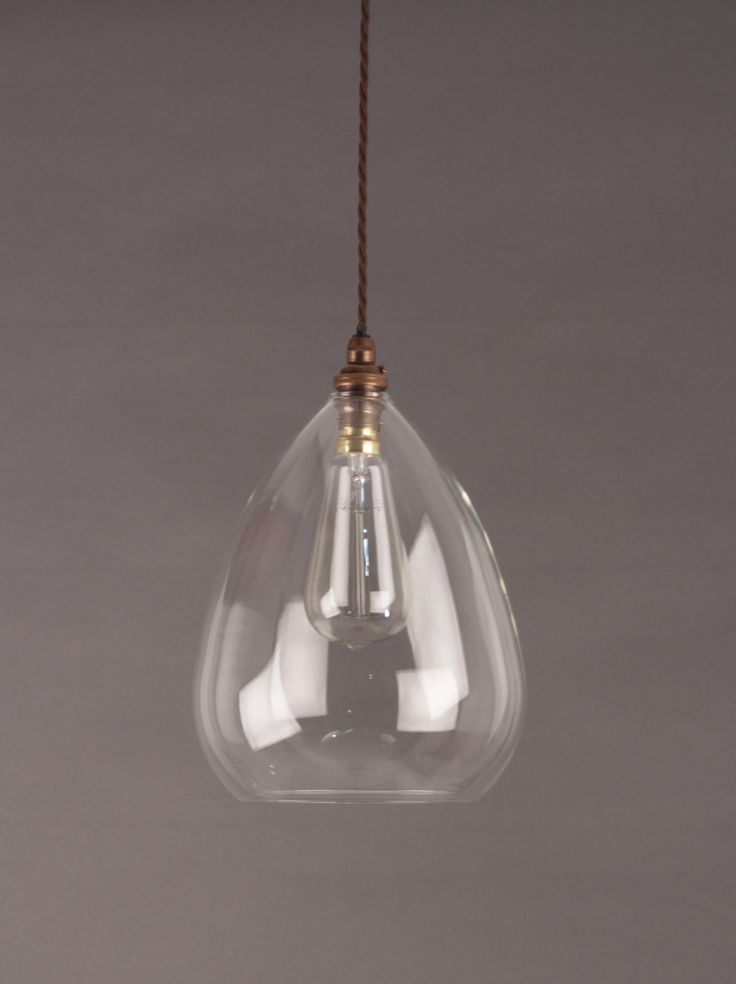 Best 25+ Clear Glass Pendant Light ideas on Pinterest