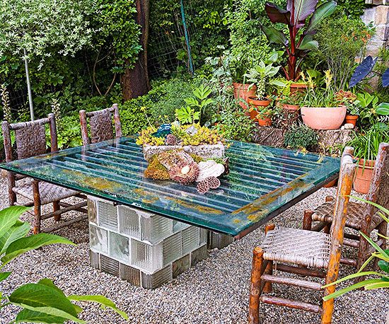 pretty and practical backyard ideas