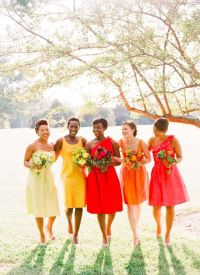 1000+ ideas about Bright Bridesmaid Dresses on Pinterest ...