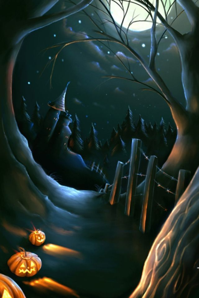 Cell Wallpaper Hd Illustration Fall 17 Best Ideas About Halloween Wallpaper Iphone On