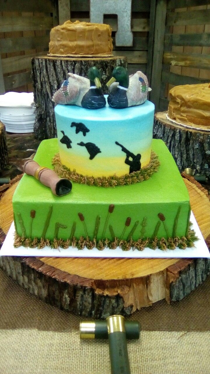 25 best ideas about Duck hunting cakes on Pinterest  Hunting grooms cake Duck hunting wedding