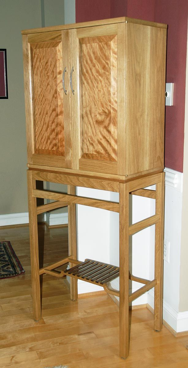KrenovInspired Cabinet  Krenov Style Cabinets  Pinterest  Fine woodworking