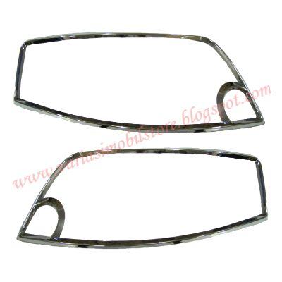 Garnish Depan / Cover Headlamp ini khusus untuk mobil APV