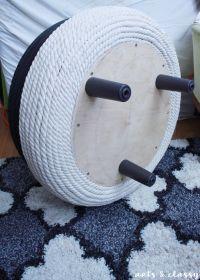 25+ best ideas about Tire Ottoman on Pinterest   Tire ...