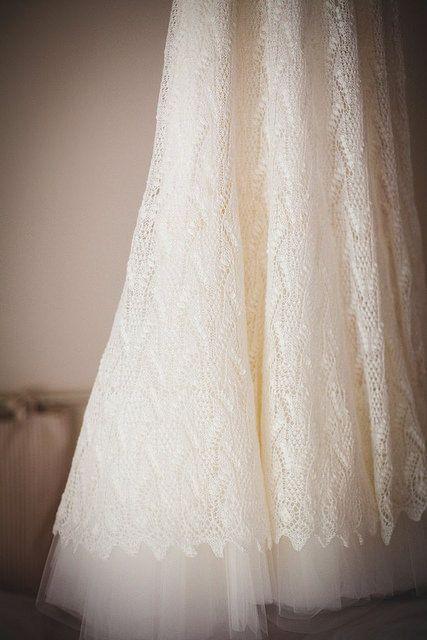 Lace Wedding Dress Cap Sleeves