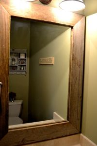 1000+ ideas about Framing A Mirror on Pinterest