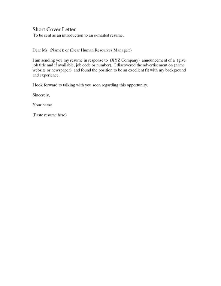 Simple Cover Letter Samples  Cv Templates Simple and Best