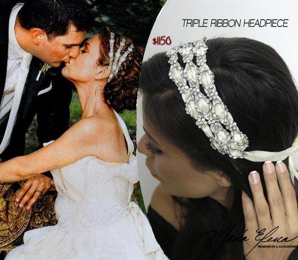 AlyssaMilano Wedding Accessories Alyssa Amp Davids