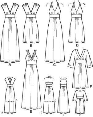 25+ best ideas about Evening dress patterns on Pinterest