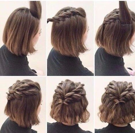 25 best ideas about short hairstyles for prom on pinterest short prom hair short formal