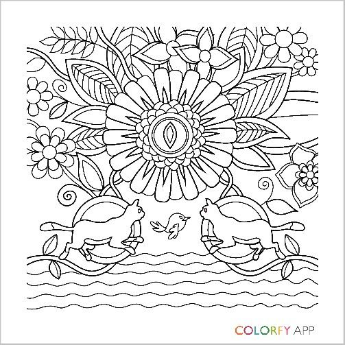 50 best images about Adult Coloring Pages on Pinterest