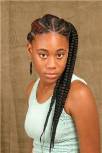 25+ best ideas about African Hair Braiding Shops on ...